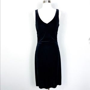 BcbgMaxazria | Velvet Stretchy Dress NWT